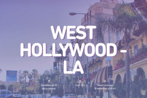 West Hollywood LA